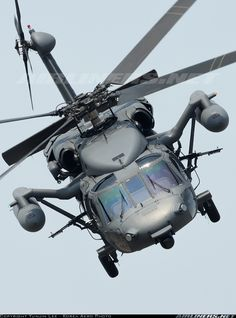 Sikorsky (Korean Air) HH-60P Black Hawk (S-70A-18)