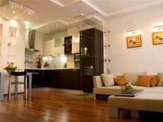 Создание интерьера комнаты площадью 20 квадратных метра