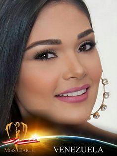 La Pagina Oficial del Miss Earth. ya daban como Favorita a la Venezolana Andrea rosales, para Obtener el Titulo de Miss Earth 2015..