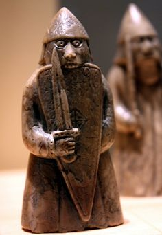 The Lewis Chessmen   Flickr - Photo Sharing!