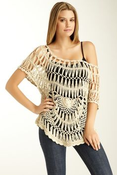 cute crochet top