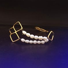 ✴Imagination is the Beginning of Creation✴ °° ° Bracelet from Rhombi Collection °Silver 925 °Freshwater Pearls °° ° Fresh Water, Imagination, Stud Earrings, Pearls, Bracelets, Silver, Collection, Instagram, Jewelry