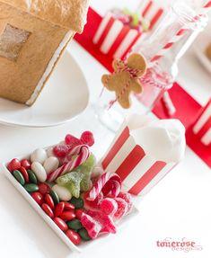 pepperkakeverksted gingerbread house santas workshop christmas JUL