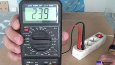 How to use Tester or Multimeter fast and easy - How to use Tester or Multimeter fast and easy – Science … in Taringa! Electronics Components, Easy Science, Electronic Devices, Cooking Timer, About Me Blog, Google, Ideas, Shape, Bricolage