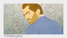 """Colors changing hue Morning fields of amber grain Weathered faces lined in pain Are soothed beneath the artist's loving hand Don MacLean  """"Ein Selfie"""", schreibt Wikipedie, """"ist eine Art Selbstporträt, oft auf Armeslänge aus der eigenen Hand aufgenommen."""" Wenn man die Selbstportraits Vincent van Goghs betrachtet, muß man nicht dann sagen: Der Post-Impressionist war der Erfinder und ein Meister des Selfie.  Ob nun Klassiker wie Van Gogh oder eigene Werke - mit den ne"""