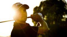 golf by philipp kaiser player: ulf rolinek Golf, Silhouette, Wave, Polo Neck