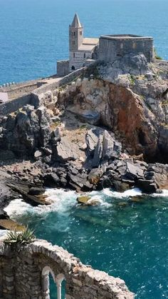 Originally shared by Gary Ellis -  Portovenere, Liguria, Italy