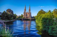 Strasbourg Saint Paul church by simonos1290 #fadighanemmd