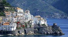 Amalfi and Atrani, Italy - Amalfi Coast Hotel Guide