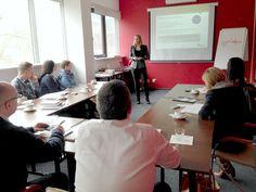Anna Rak i #aspekty #prawne podczas jednej z edycji szkolenia #sklep #internetowy w 10 krokach #10krokow.