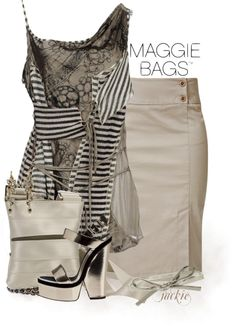 """""""Maggie Bags Bailey Bag"""" by jackie22 ❤ liked on Polyvore - LOVE LOVE LOVE love love!!!"""