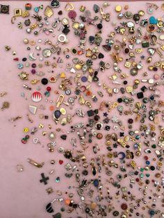 hundreds of pins