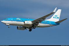 PH-BGH KLM Royal Dutch Airlines Boeing 737-7K2(WL)