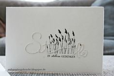 auf´s papiergebracht Stamp Making, Card Making, Birthday Cards For Him, Karten Diy, Cardmaking And Papercraft, Stamping Up Cards, Card Sketches, Sympathy Cards, Scrapbook Paper Crafts