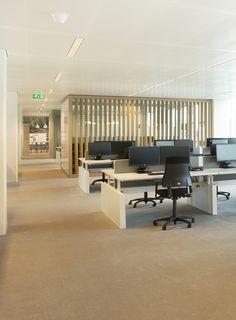 NUON nieuwAmsterdam interieur kantoor Heyligers 16 NUONs Amsterdam Headquarters / HEYLIGERS d+p