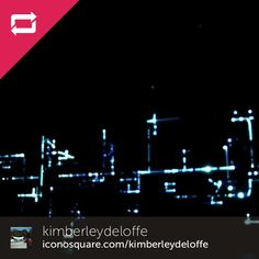 Regram from @kimberleydeloffe Vernissage de Fragile Territories @electronik_ #champslibres #roberthenke #maintenant