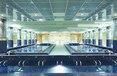 Thermes Jean de Gastines Architectes Thermal Baths, Architects