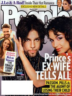 PEOPLE MAGAZINE MARCH 27 2017 PRINCE EX WIFE TELL ALL NICK & VANESSA BACHELOR NY