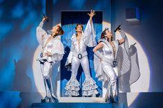 Mamma Mia! #Musical #Theatre