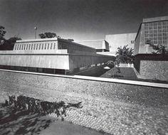 Centro de Seguridad Social (IMSS) 1967 Villahermosa, Tabasco, México Arq. Salvador Ortega Flores