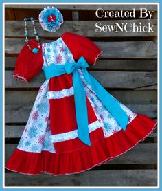 Christmas Jubilee by SewNChick on Etsy