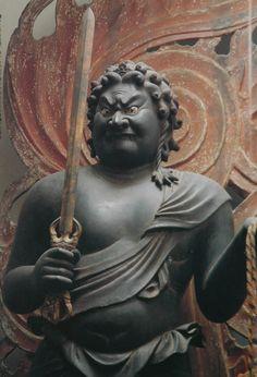 Fudo's vajra sword
