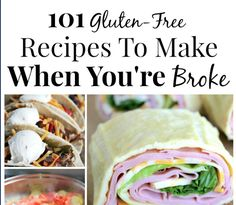These delicious & frugal gluten-free recipes will help feed your family without going broke. With over 100 to choose from something is bound to look yummy!