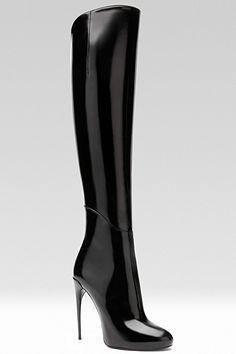Gucci - Zapatos de mujer - 2013 Otoño-Invierno