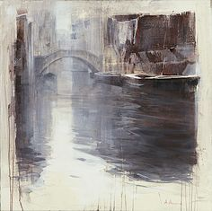 Alexey Alpatov - Longeron Gallery - Venecia - 100x100 - no date