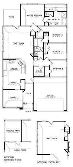 Lennar Homes On Pinterest Las Vegas Floor Plans And
