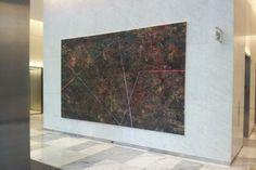 MILJAN SUKNOVIC http://www.widewalls.ch/artist/miljan-suknovic/ #abstract #expressionism #contemporary #art
