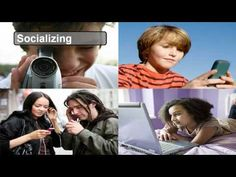 Are you prepared to parent a digital native?  Kids spend 7 hrs/day with media!!!  See this video if you have a child.