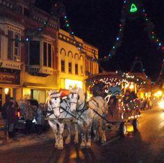 Christmas in New Ulm