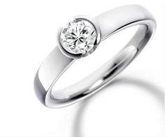 Anillos de compromiso y joyas para novias con diamantes Jorge Juan Joyero.   Yo tuve uno...