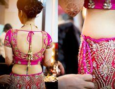 Getting ready shot | bride | Makeup | Weddingplz | Wedding | Bride | Groom | love | Fashion | IndianWedding | Beautiful | Style | Groom | jewellery | photographer | WeddingLehenga | MakeUpArtist