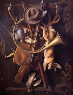 William Harnett, Pintor realista, Maestro del trampantojo