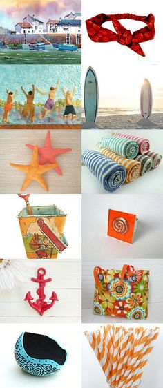 sea by Cynthia G. on Etsy--Pinned with TreasuryPin.com