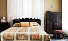 A beautiful bedroom in Kabul