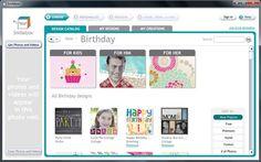 Smilebox: soft para crear presentaciones, collages, tarjetas y más