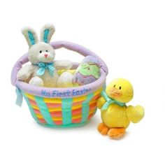 My First Easter Basket