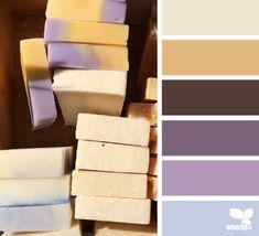 Handmade Hues - http://design-seeds.com/index.php/home/entry/handmade-hues