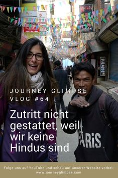 Zum Abschluss unserer Nepal-Reise schauen wir uns Thamel an. Unglaublich, was dieses bunte Viertel in Kathmandu so alles zu bieten hat. Nepal, Journey, Youtube, Financial Statement, Viajes
