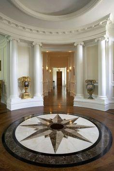 Amazing Floor and Hallways.