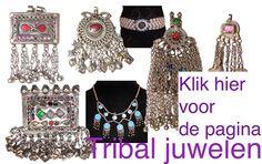 Tribal fusion gordels - belts | buikdanswinkel-webshop