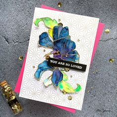 """The greatest healing therapy is friendship and love""- Hubert H. Humphrey . . . . . . . #alexsyberia #altenew #altenewsweatestpeas #altenewfacetedstars #altenewsentimentstrips2 #cardmaking #cardmakersofinstagram #cardmakingideas #cardmakinghobby #papercrafting #papercraft #papercraftingaddict #cardmaker #cardmakersrock #watercoloring #gansaitambi #gansaitambiwatercolor #watercolourart #youareloved #karten #kartenbasteln #artistsoninstagram #artistsofinstagram Card Maker, Watercolor Art, Love You, Paper Crafts, Cardmaking, Artist, Card Ideas, Cards, Te Amo"