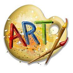 paintbrushes-and-palette-art.jpg 300×300 pixels