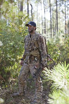 My kind of outdoorsman....Buckmen Photo Shoot - Buck Commander
