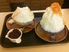 빙빙빙 팥빙수&요거트빙수