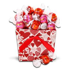 lindt valentine's day chocolate