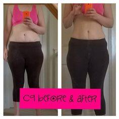 c9 diet resultat